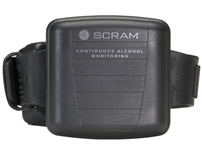 SCRAM Continuous Alcohol Monitoring system