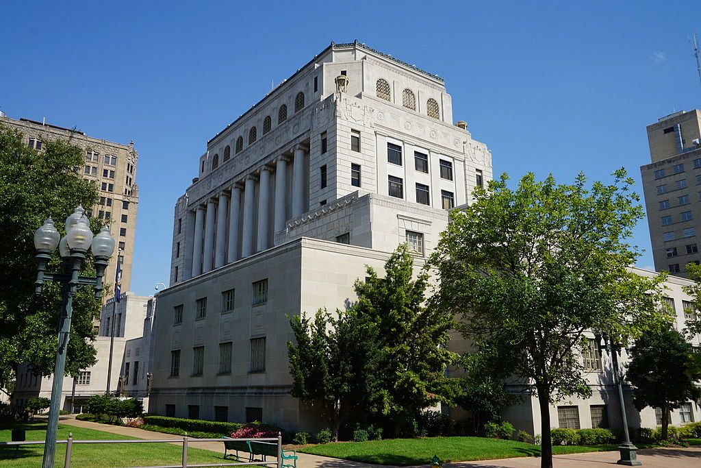 Caddo Courthouse